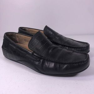 Sperry Top-Sider Croc Driving Slip On Moc Loafers